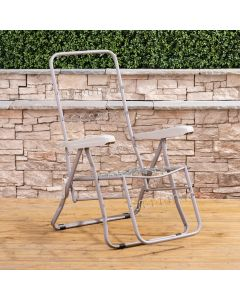 Relaxer Chair in Cappuccino (Frame Only)