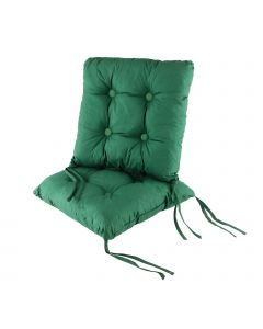 2 Classic Seat Pads in Green