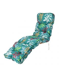 Classic Relaxer Cushion in Alexandra Green Leaf