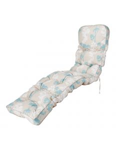 Classic Sun Lounger Cushion in Francesca Beige