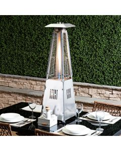 Mini Living Flame Gas Patio Heater