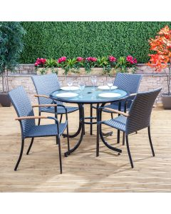 Naples Garden Dining Set
