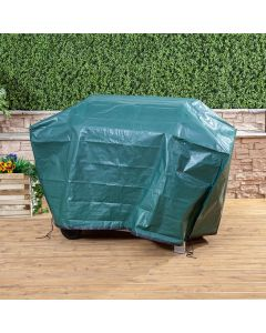 Bosmere Protector Plus Reversible 4 Burner Barbecue Cover