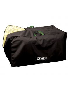 Storm Black Cushion Stow Away Cover